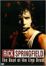 BEAT OF THE LIVE DRUM BY SPRINGFIELD,RICK (DVD)